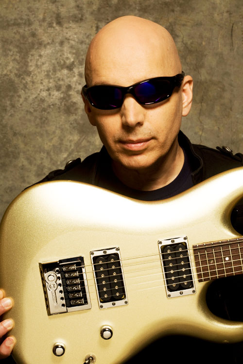 Joe Satriani - Wallpaper Actress