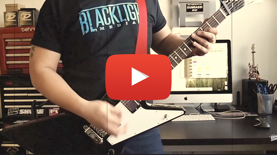 Before and After EverTune • Chef Brian Tsao • Gibson Explorer