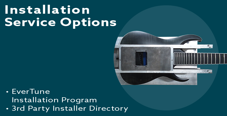 Installation Service Options