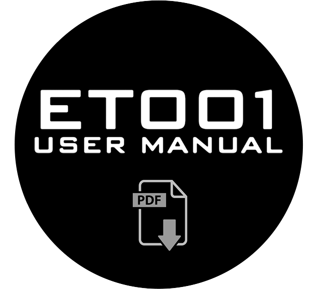 ET001 User Manual