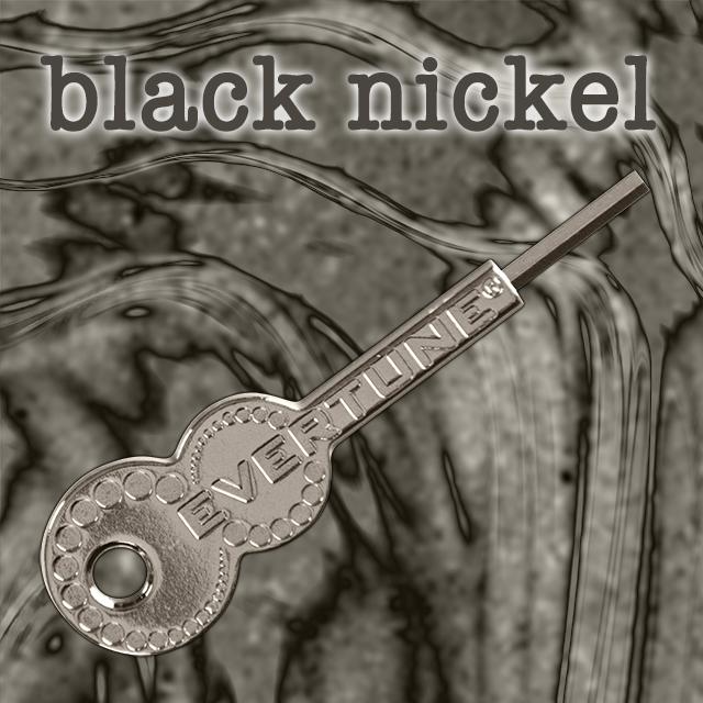 EverTune Hex Key • Black Nickel