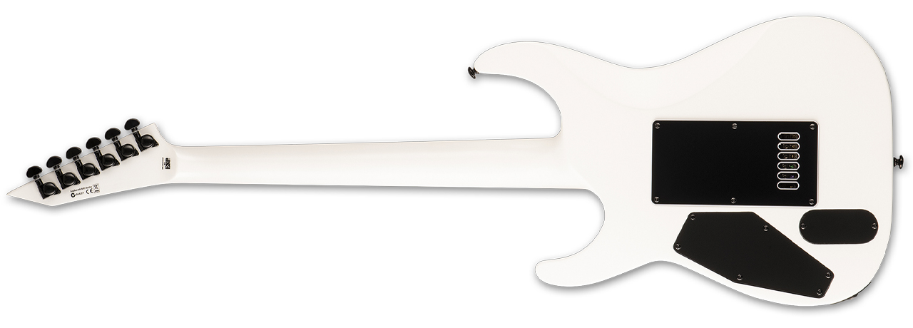 ESP LTD MH-1000 EverTune • Snow White