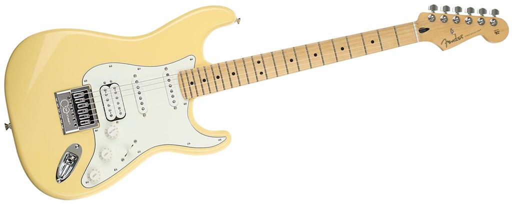 Fender Player Series Stratocaster • Buttercream (HSS) • EverTune AfterMarket Upgrade