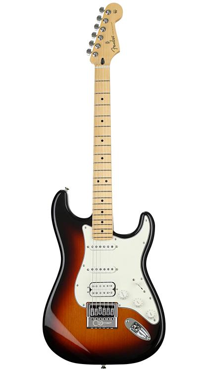 Fender Player Series Stratocaster • 3-Tone Sunburst (SSS) • EverTune AfterMarket Upgrade