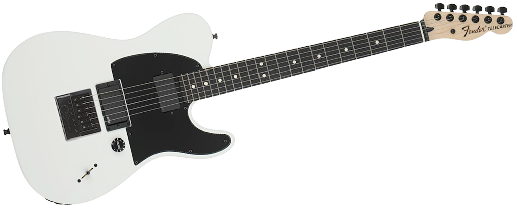 Fender Jim Root Telecaster • EverTune Aftermarket Upgrade