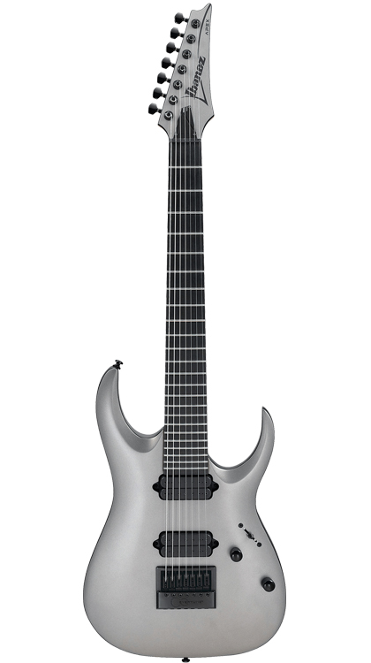 Ibanez Munky Signature APEX30 • Metallic Gray Matte