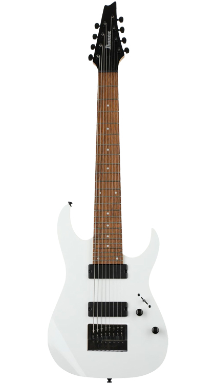 Ibanez  RG8  • White • EverTune AfterMarket Upgrade