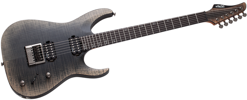 Schecter Guitars with EverTune